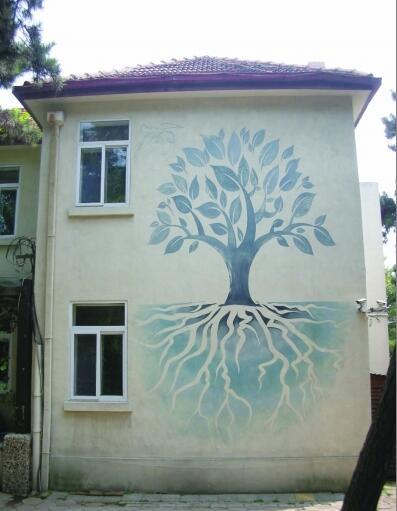 手绘墙的制作方法和步骤