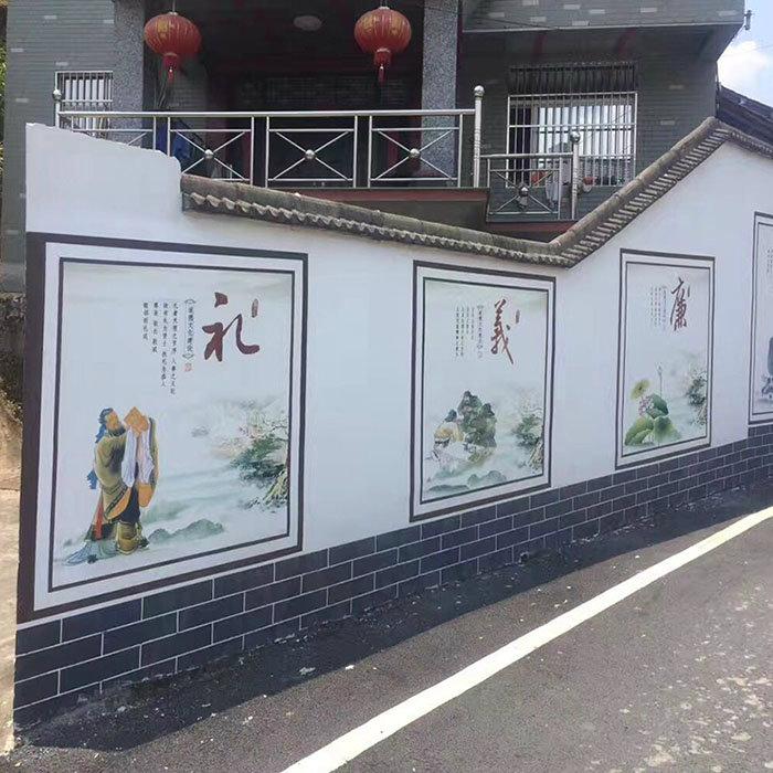 墙壁画图片大全