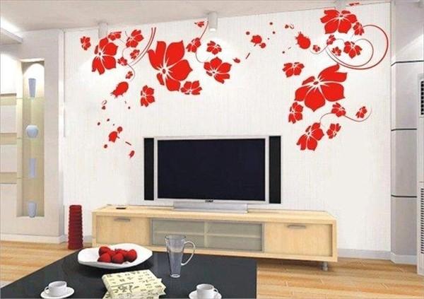 电视背景墙壁画图片大全集
