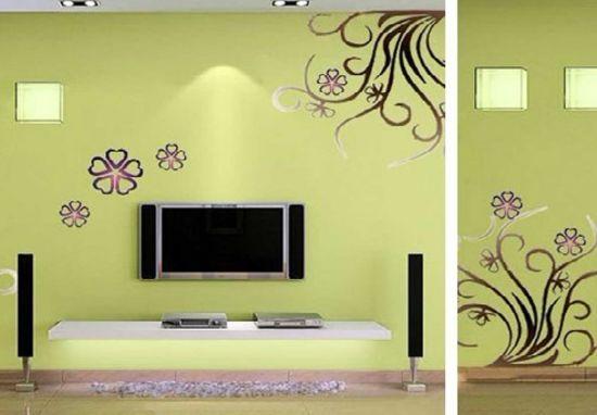 手绘墙装修有什么优势
