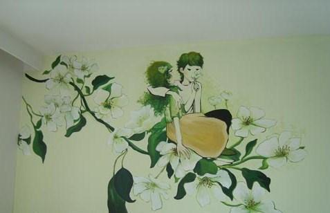 墙绘好坏的辨别 墙绘选择画师或工作室的标准