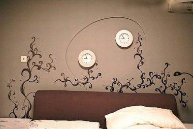 做墙绘的业务需要一定的经验