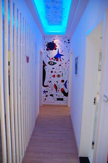 设计墙绘的外观和风格并不是一件很困难的事情