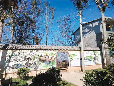南昌墙壁绘画,南昌墙绘网,南昌喷画公司,南昌喷画