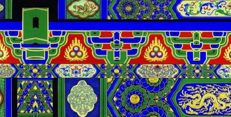 南昌手绘古建,南昌幼儿园彩绘,南昌幼儿园墙体彩绘