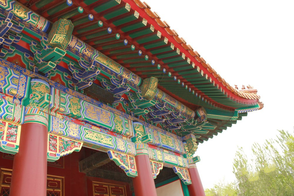 南昌古建筑绘画,南昌绘画古建筑,南昌涂鸦公司