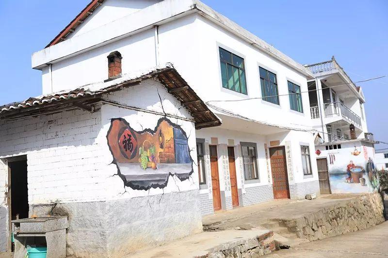 南昌美丽乡村墙绘,南昌幼儿园墙壁绘画,南昌幼儿园墙面绘画