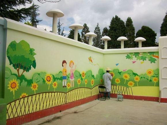 南昌手绘画公司,南昌墙面喷绘公司,南昌手绘墙壁,南昌幼儿园手绘