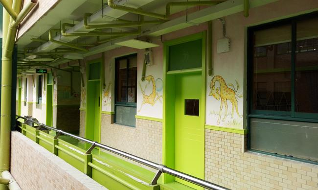 幼儿园墙面装饰材料,幼儿园装修中装修材料分三大类